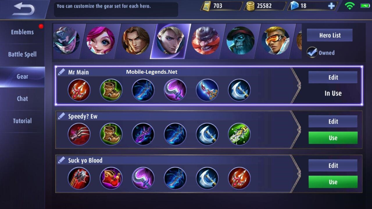 Alucard Full Detailed Guide And Build 2018 Mobile Legends