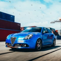 Die neue Alfa Romeo Giulietta Sport