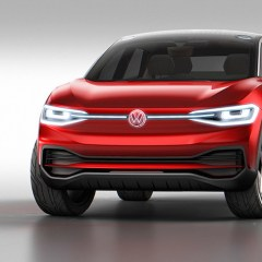 Die Marke Volkswagen präsentiert den neuen I.D. CROZZ