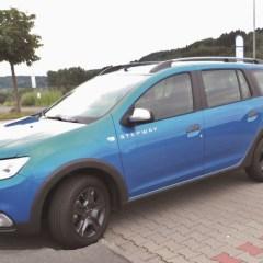 Im Auto-Praxistest: Dacia Logan MCV Stepway