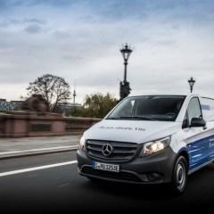 Neuer Rekord: Mercedes-Benz Vans knackt 2017 erstmals die Marke von 400.000 Einheiten
