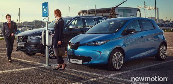 Renault ZOE ist das beliebteste Elektroauto der Deutschen