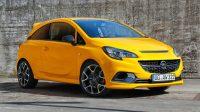 Der neue Opel Corsa GSi mit Top-Triebwerk
