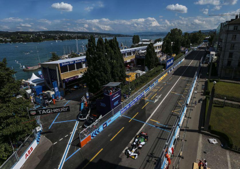 Formel E: Aktuelles und Buntes aus Zürich