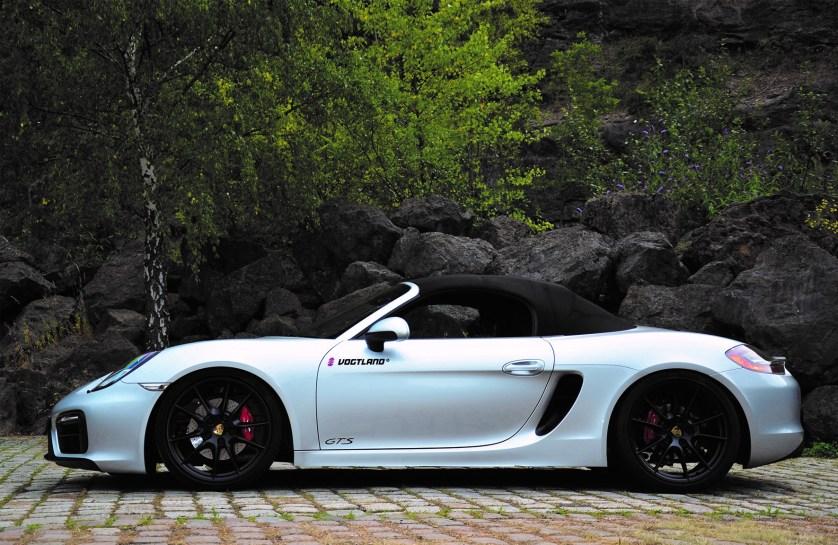 Fahrwerkupgrade von VOGTLAND für Porsche Boxster - Cayman