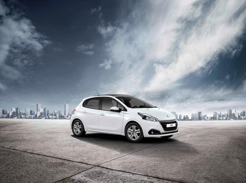 Peugeot-208-Signature - Exclusives-Ausstattungmodell