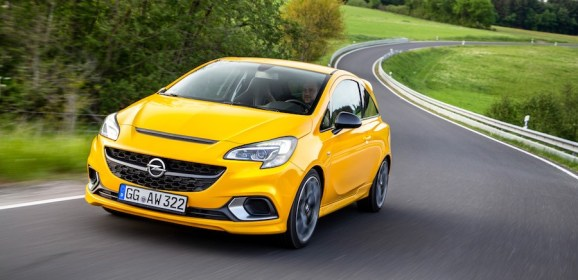 Verkaufsstart für den neuen Opel Corsa GSi