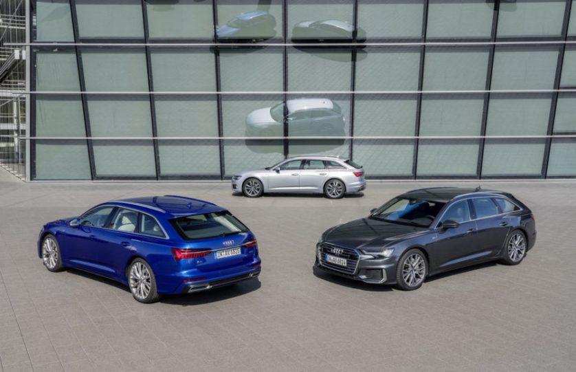 Der neue Audi A6 Avant
