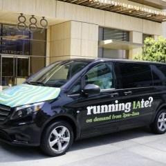 FlexLA: moovel und FASTLink DTLA starten on-demand Ridesharing Pilotprojekt in Los Angeles
