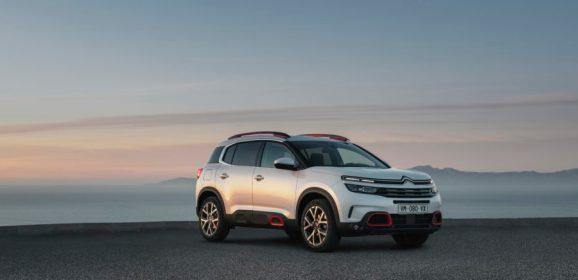 Der neue SUV Citroën C5 Aircross ist bestellbar