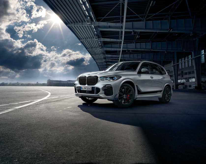 BMW X5 mit M Performance Parts