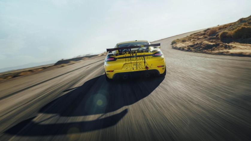 Neuer Cayman GT4 Clubsport, 2019, Porsche AG