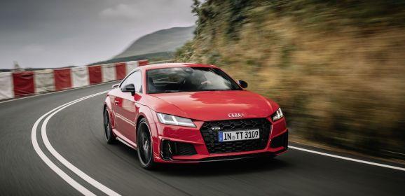 Kompakter Spitzensportler in Bestform: Neuer Audi TTS bestellbar
