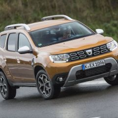 "Dacia Duster ist ""AUTO TEST Sieger"" 2019"