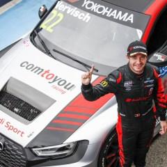 Siebter Sieg für Audi RS 3 LMS in FIA WTCR