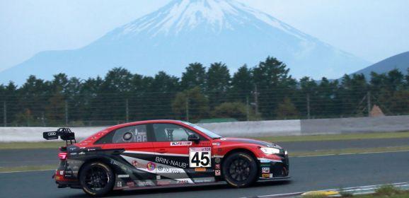 Audi RS 3 LMS gewinnt 24 Stunden von Fuji