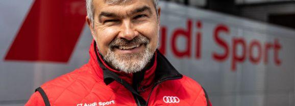 """Dieter Gass: """"Audi RS 5 DTM ist das Auto, das es zu schlagen gilt"""""""