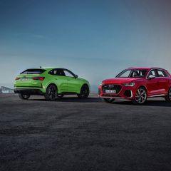 Start für den RS Q3 und RS Q3 Sportback bei Audi Hungaria