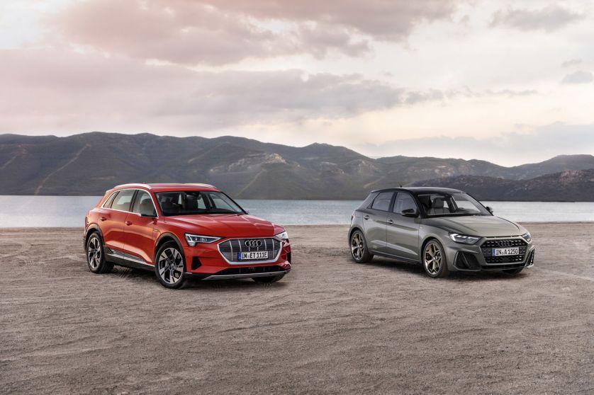 Doppelsieg für Audi beim Goldenen Lenkrad