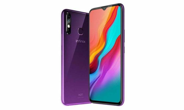 Infinix Hot 8 Price in Bangladesh & Full Specifications