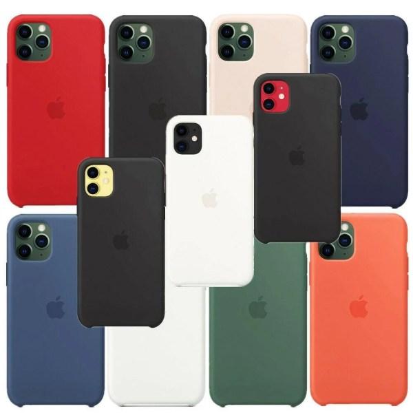 Silicon Case для iPhone 11