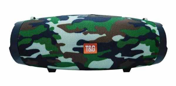 Беспроводная колонка TG-504 камуфляж