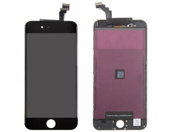 Дисплей для iPhone 6 чёрный