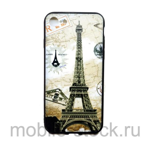 "Чехол ""Эйфелева башня"" для iPhone 7 | iPhone 8"