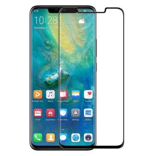 Защитное стекло 5D Full Glue Huawei Mate 20 Pro