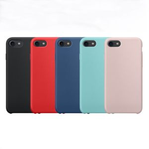Silicon Case iPhone 7 и iPhone 8 без лого