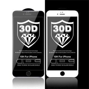 Защитное стекло 30D для iPhone 7 plus