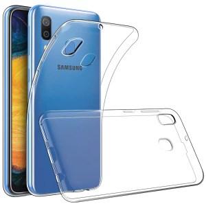Чехол прозрачный силиконовый 1 мм. для Samsung Galaxy A20 | A30