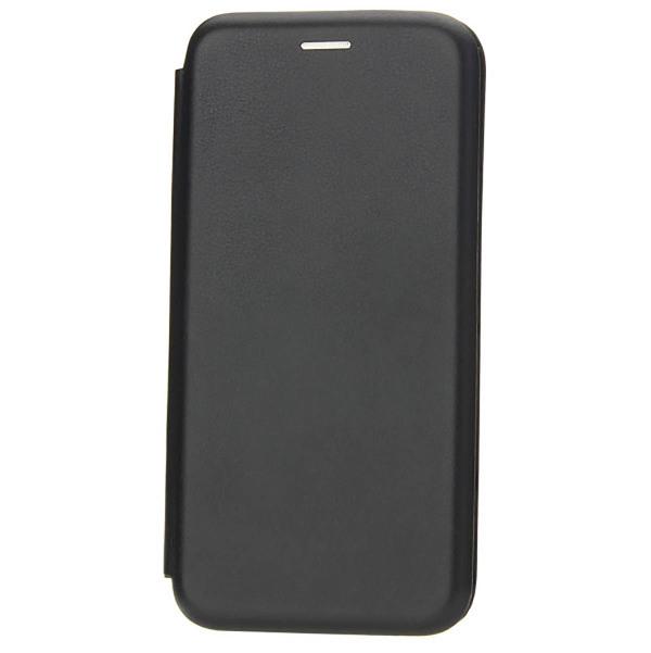 Чехол книжка для Xiaomi Redmi 8 черный