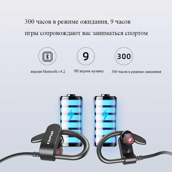 Bluetooth наушники AWEI WT50