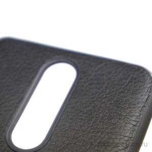 "Чехол ""под кожу"" для Xiaomi Redmi 8"