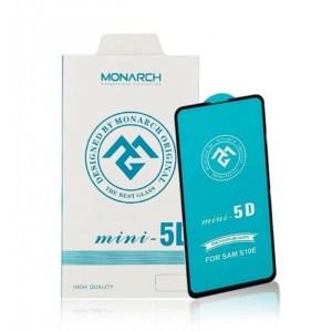 Защитное стекло Monarch 5D mini для Samsung Galaxy S10e