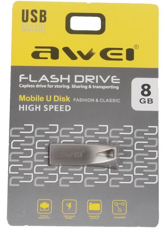 USB Флеш-накопитель Awei USB Flash Drive 8 ГБ