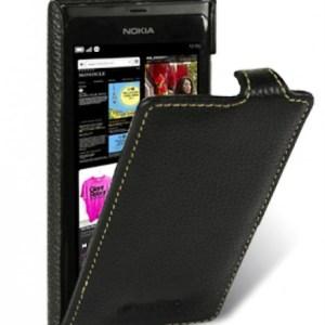 Флип-кейс ARMOR для Nokia N9 черный