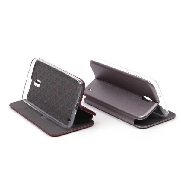 Чехол-книжка Fashion Case для Nokia 2 серый