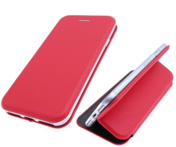 Чехол-книжка Fashion Case для Nokia 5 красная