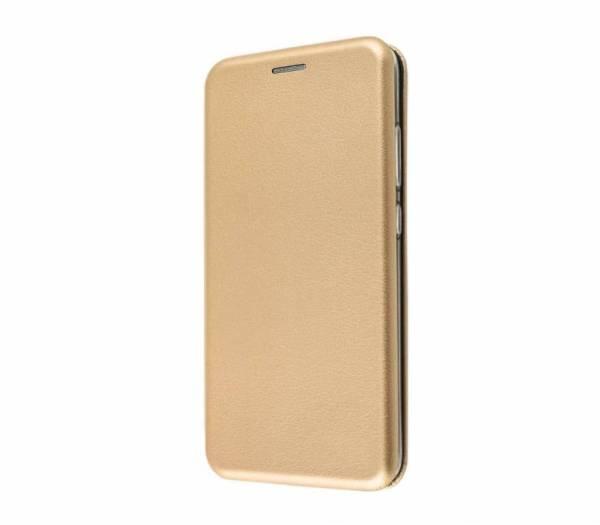 Чехол-книжка Fashion Case для Nokia 6 золотой