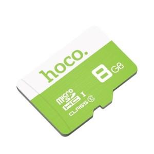 Карта памяти HOCO Micro SDHC Card Class 10 8GB