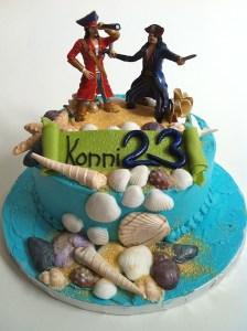 Torte-Piraten