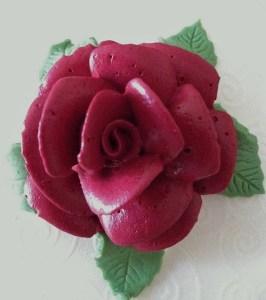 Torte-mini-Rose-Bluete