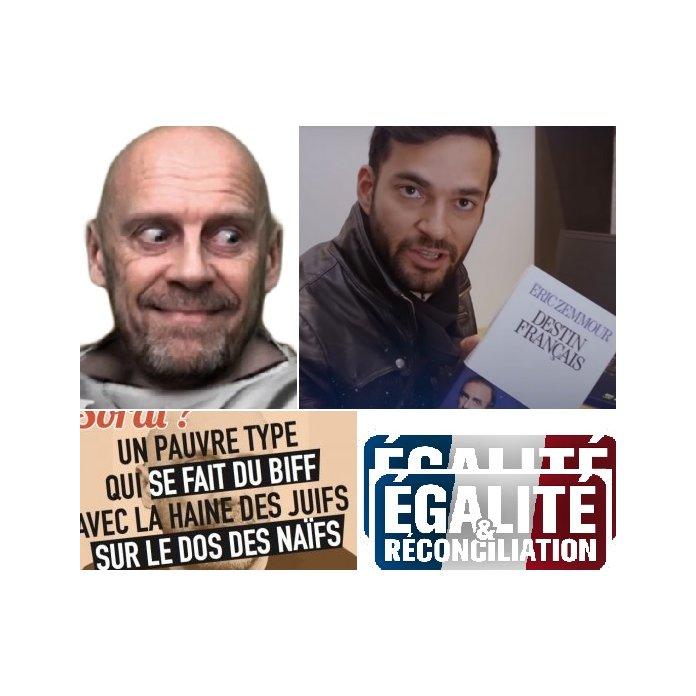 National Sioniste Alain Soral Declare La Guerre A Vincent Lapierre Agoravox Le Media Citoyen