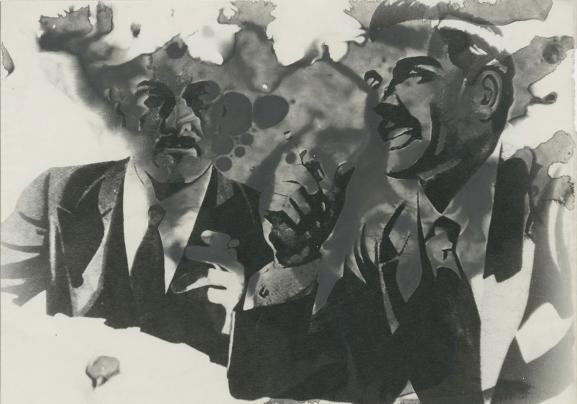 Sigmar Polke, Sans titre, 1970-1980, Collection de Georg Polke