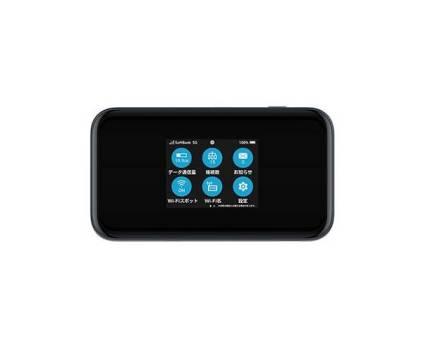 ソフトバンク、5Gのミリ波とWi-Fi 6対応したモバイルWiFiルーター「A004ZT」を発売