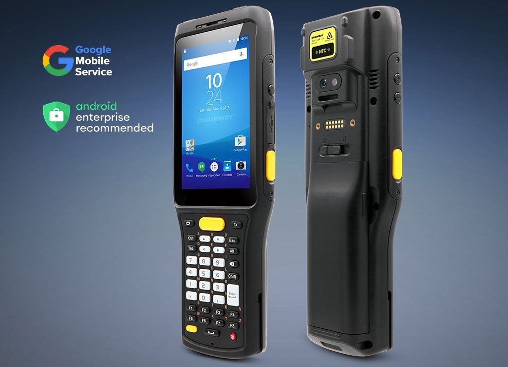 C61-Android Rugged Mobile Computer Keypad data-entry - immagine