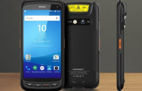 C70 - Android Rugged Mobile Phone by RFID Global - featured