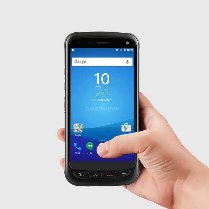 C71 - Android Industrial Mobile Computer NFC - Mano Dx